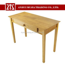 2015 New wooden windows Computer Table solid wood Computer Desk/Wooden compact computer desk