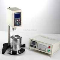 GDJ-1C ASTM D4402 Brookfield Rotational Viscometer, LCDRS232, Printer