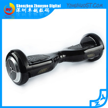 Fashion style auto-balancing electric balance scooter car 2 wheel electric scooter hoverboard