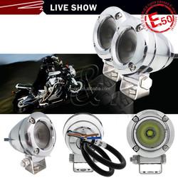 Y&THOT SELLING Electric Bike Scooter 10V30V Led Bulb Spot light Head lamp10W Motorcycle