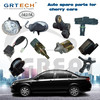 Auto spare parts for Chery cars