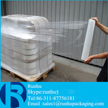protection film clear food grade pe stretch film for pallet wrap