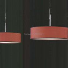 fashion modern fabric pendant lamp,chandelier