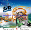 New Attractive Cheap Hydraulic/ Servo Motor Kiddie Amusement Rides 5d Theater