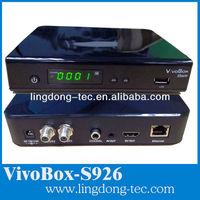 New receptor digital VIVO Box S926 for nagra3 stablely than az box bravissimo