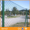 High Quality 8ft Green PVC Chainlink Fence / Garden Fence