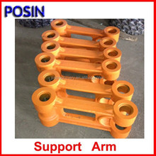 2015 new product ! Support arm and track link rod for mini excavator   Excavator boom arm bucket link for sales made in China