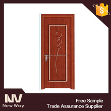 new design exterior wood doors side panels for sale