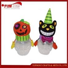 Lovely, Halloween pumpkins plush stuffed toys, cat toys