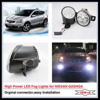 High Power LED Fog Lamp For Nissan Qashqa