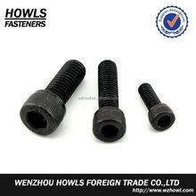 hexagon socket head cap screw DIN 912 socket countersunk head cap screw