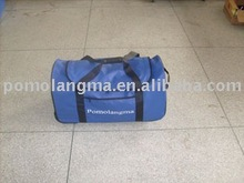 tarpaulin travel duffel bag