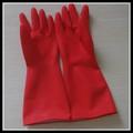80g long rouge polaire chaude- doublées, sadaf latex gants de ménage