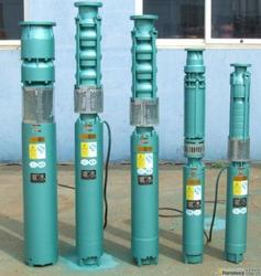 QJ Vertical Submersible Deep Well Centrifugal Water Pump