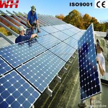 Custom Scrap Dummy Solar Panels