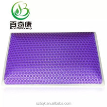 Wholesales High quality pillow Brand Gel memory foam pillow use longer duration pillow