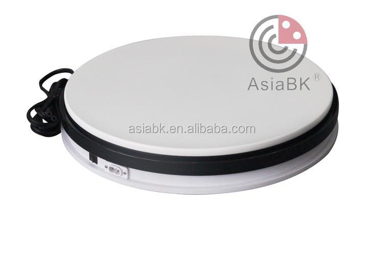 Rotating platform 360 degree electronic turntable for for Large motorized rotating platform