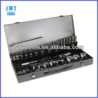 32PC DIN Series taps and dies Set, HSS Steel