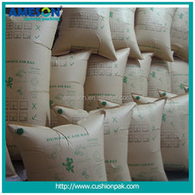 China manufacturer 100% Biodegradable Designed aar dunnage air bags