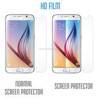 guangzhou manufacturer 9h milo tempered glass screen protector for Samsung S6
