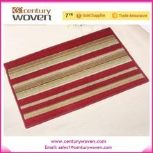 wholesale price PP anti slip floor mat