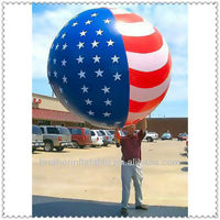 Giant Large Sky PVC Inflatable Helium Balloon