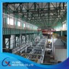 Supply heavy construction equipment with galvanizing machine
