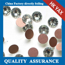1121 Lead Free SS6 Transparent Crystal Clear Rhinestone Non Hotfix;Good Quality Transparent ss6 Rhinestone without back glue