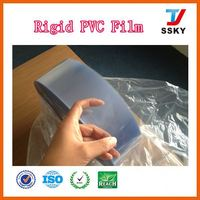 2015 hot sale laminating pouch roll wrapping for table cloth colorful soft pvc film