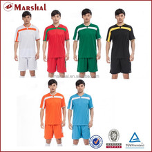 2015 Funtional Fabric Soccer Training Wear,OEM Sportswear for Your Own Team