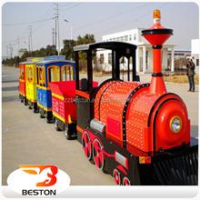 Kids amusement rides electric model train