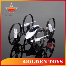 Colorful LED lights Special anti-corrosion materials 6 axis rc drone hd camera delivery for gopro