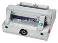 cortadora de papel eléctrica HD-QZ320, buena calidad y precio de fábrica, somos fábrica