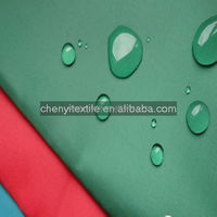 Waterproof Tear-resistant Plain 600D Polyester Oxford