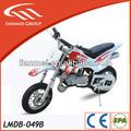 49cc de gas de la motocicleta mini moto cross