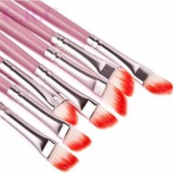 Eyes Brush Eyeshadow Brushes ,Portable mini 7 piece brush set