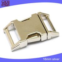 "5/8"" metal side release buckle,metal buckles for straps,bracelet buckle"