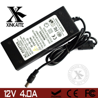 Hot sell Universal lcd/led power adapter 12v 4a adapter 12v4a 48w power supply charger