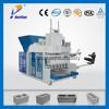 QMY10-15 saudi arabia mobile concrete block making machine price / japanese hydraulic mobile block making machines