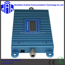 2014 factory price 3g indoor signal booster umts repeater for home office use no noise.