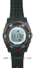 Dive 30m fashion design eco-friendly men's digital watch sport watch