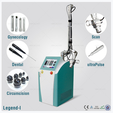 co2 fractional laser skin activator RF tube co2 fractional laser for stretch mark removal
