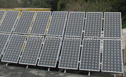 Economical A grade PV solar panel polycrystalline price for home system solar price per watt