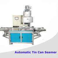 Automatic Canning Seamer Machine For Big Round Can