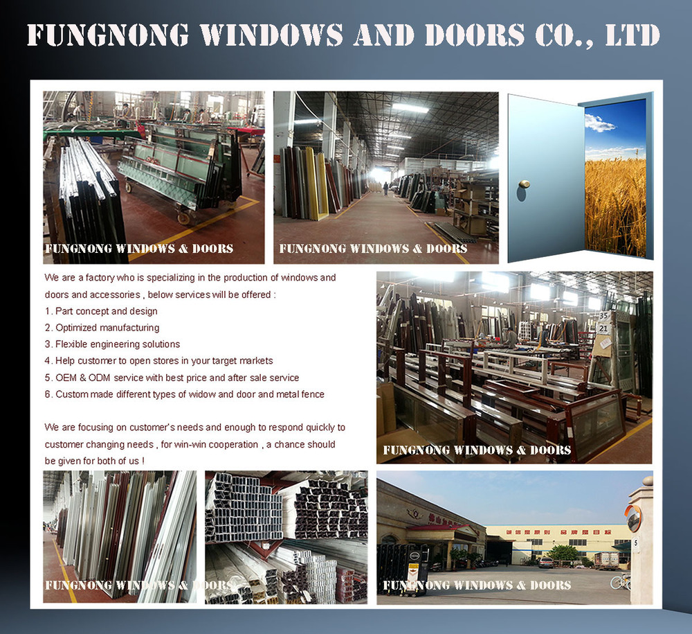 Fungnong windows doors co ltd professionally draw door for Window and door company