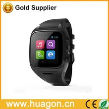 Newest 3G smart watch phone support wifi/gps for android phone multi languages
