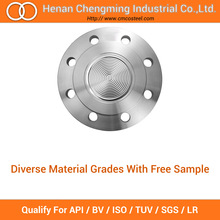 Best Price Good performance Cl150-Cl2500 In Construction And Real Estate Titanium Welding Neck Flanges
