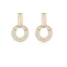 9212 free shipping jewelry making fish earrings