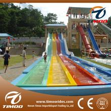 Hot attraction amusement park games children water games inflatable water slide/ amusement attractions for children