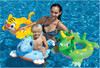 animal shape water beach inflatable float